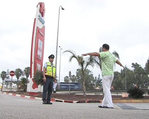 כמה דוחות חילקה המשטרה בפתח תקווה לנהגים שיכורים?