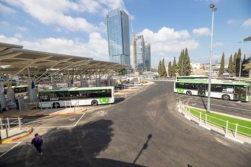 הרחבה בתחבורה הציבורית- מיום ראשון