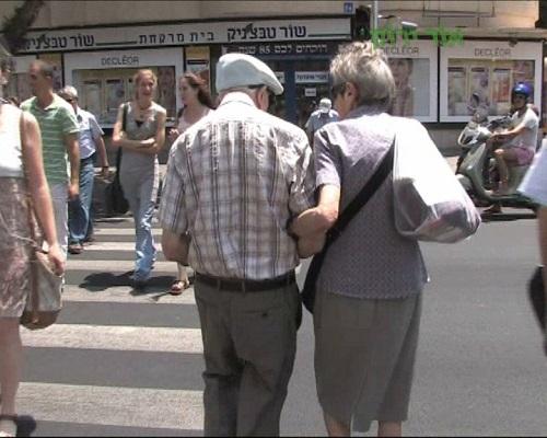 """יום הקשיש: 735 קשישים בפ""""ת נפגעו בעשור האחרון בתאונות דרכים"""