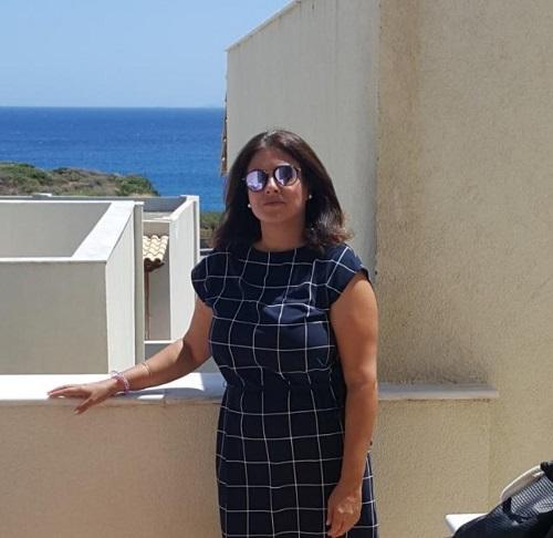 רחל בראל- מנהלת שש-שנתי יצחק שמיר