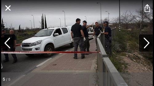 הקצין שפגע ברכבו במחבל, כותב לרב אליהו
