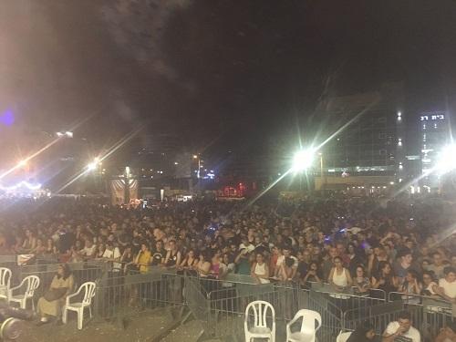 אלפים נהנו בפסטיבל הבירה שארגנה העירייה