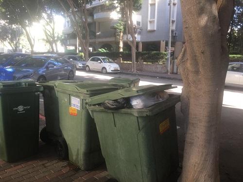 מבקרת העירייה: אין פיקוח על פינוי האשפה בעיר