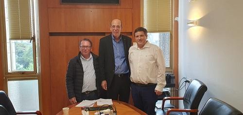צפי לשיתוף פעולה עירוני עם אוניברסיטת בר-אילן