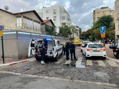 """תושב העיר  פ""""ת נמצא הרוג לאחר קטטה ברחוב הגדנ""""ע"""