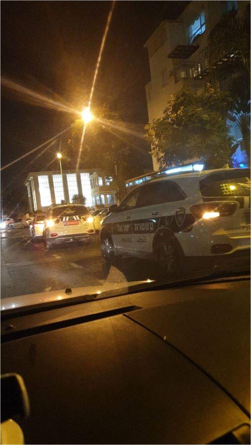 תושבים דיווחו למשטרה על יריות בשכונת הדר גנים