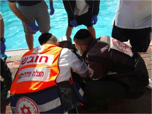 """בן 13 טבע למוות בבריכה שמפעיל גורם פרטי בצומת סגולה בפ""""ת"""