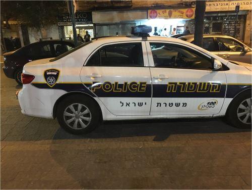 """אמש בפ""""ת; נהרג ע""""י רכב שנמלט; המשטרה עצרה חשוד"""