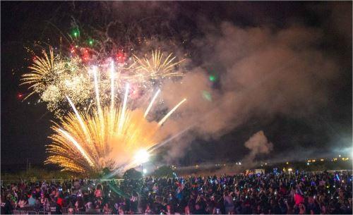 """חגיגות העצמאות 71 למדינת ישראל התקימו בפ""""ת בשש במות ועשרות אומנים"""